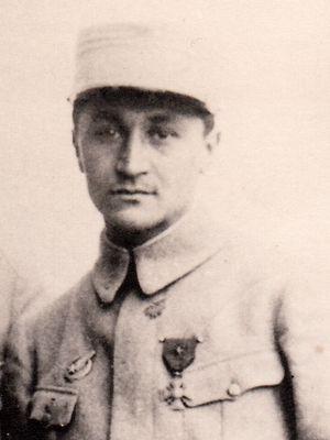 Auguste Baux