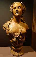 Bust of Madame Sabatier