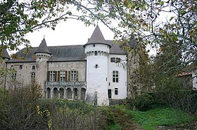 Image illustrative de l'article Château d'Aulteribe