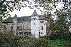 Château d'Aulteribe - Château d'Aulteribe