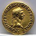 Aureo di claudio, 46-47 dc., roma.jpg