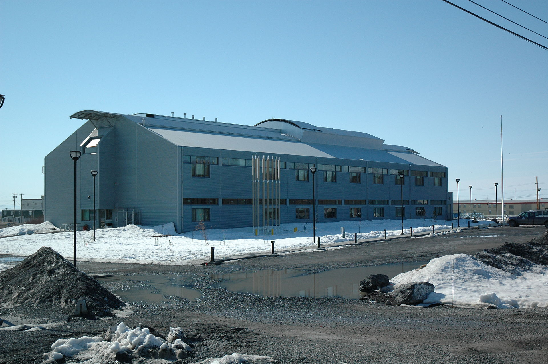 higher education in the northwest territories