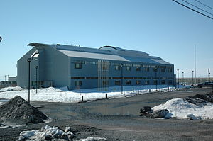 Aurora College in Inuvik, Northwest Territories