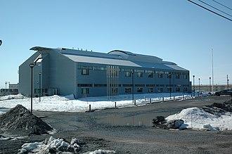 Aurora College - Inuvik campus of Aurora College