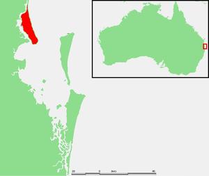 Bribie Island To Lakemba