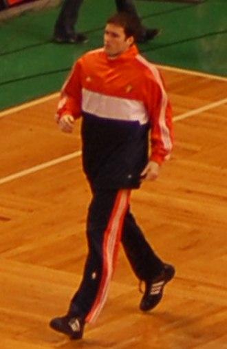Austin Croshere - Croshere in 2007.