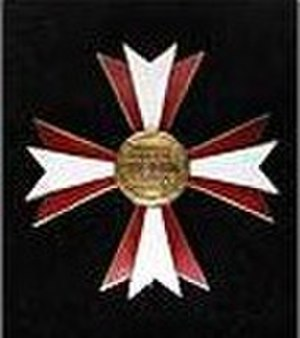 Austrian Decoration for Science and Art - Cross of Honour for Science and Art, First Class