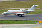 Avcon Jet, OE-FHC, Cessna 525A Citation CJ2+ (22424602564).jpg