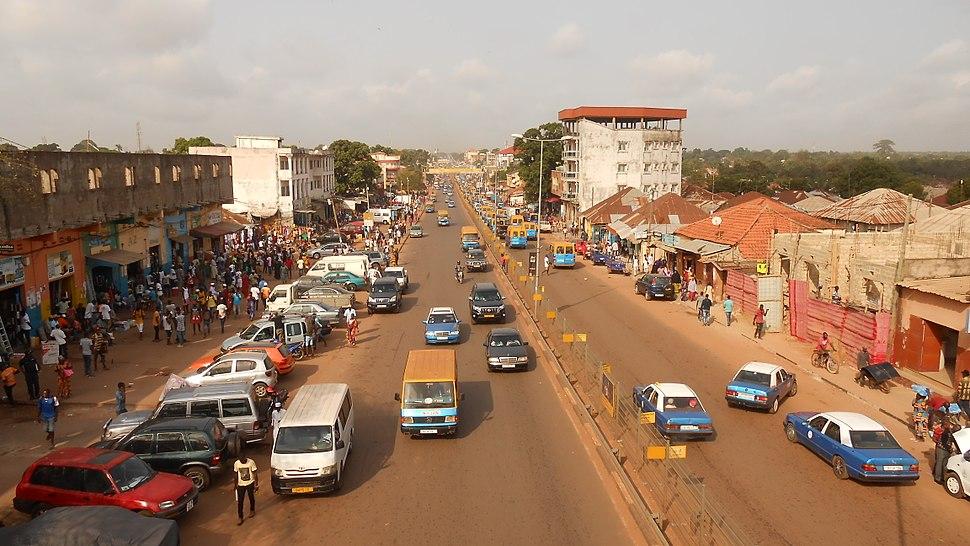 Mercado de Bandim, Bissau