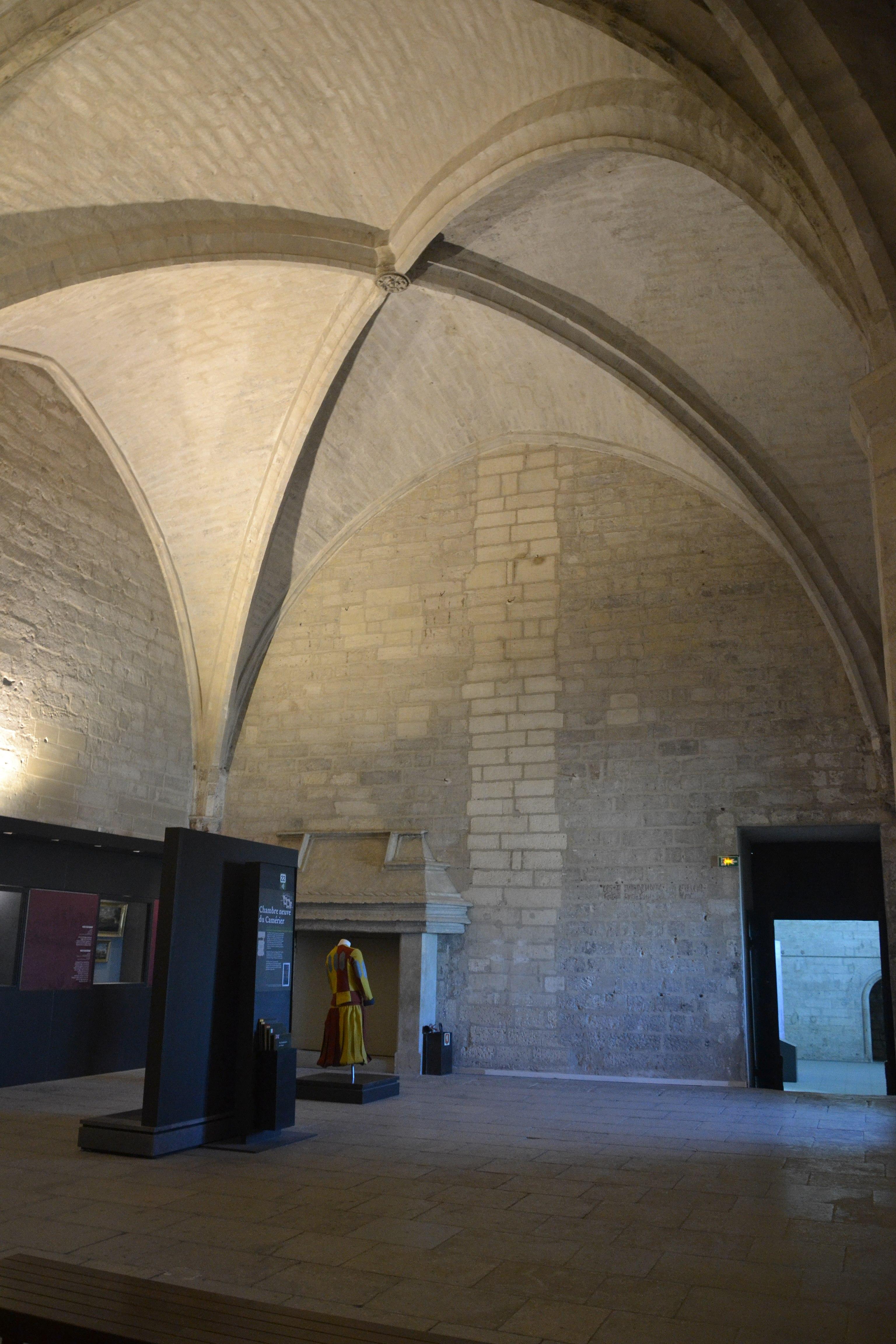 File Avignon palais des papes chambre neuve du camérier