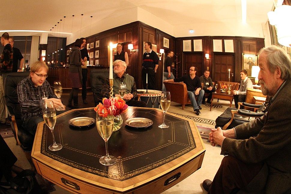 Axel Springer Haus Journalisten Club Wikipedianer