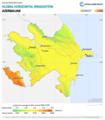 Azerbaijan GHI Solar-resource-map GlobalSolarAtlas World-Bank-Esmap-Solargis.png