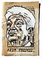 Azim Premji Portrait Painting Collage By Danor Shtruzman.jpg