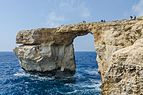 Azure Window, Gozo, South view 20110428 1.jpg