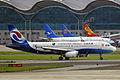 B-2343 - Chongqing Airlines - Airbus A320-233 - CKG (9616378536).jpg