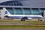 B-2848 - Xiamen Airlines - Boeing 757-25C - CAN (12928330163).jpg