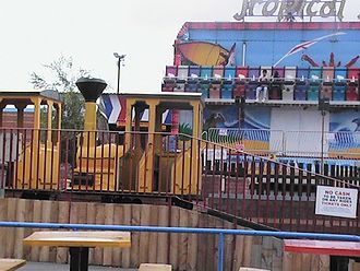 Barry Island Pleasure Park - Other rides at Barry