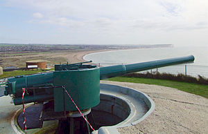 Newhaven, East Sussex - Newhaven fort