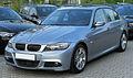 BMW 325d M Sportpaket (E90) Facelift front 20100516.jpg