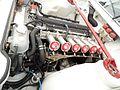 BMW E24 635 CSi Grp 2 Engine bay Intake.JPG
