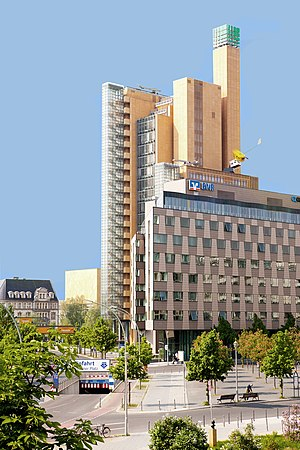 Bundesverband der Deutschen Volksbanken und Raiffeisenbanken - BVR Headquarter Berlin