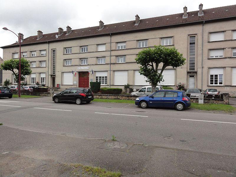 Baccarat (M-et-M) collège