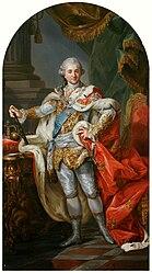 Marcello Bacciarelli: Portrait of Stanislaus Augustus in coronation robes