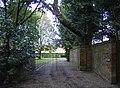 Back entrance to farm - geograph.org.uk - 591792.jpg