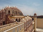 Backside of Hawa Mahal01.jpg