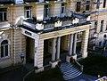 Bad Gastein Eingang Grand Hotel de l'Europe.JPG