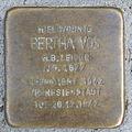 Bad Neuenahr Stolperstein Bertha Vos geb. Leiser 2867.JPG