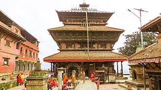 Kirtipur - Image: Bagh Bhairab Kritipur IMG 8037 03