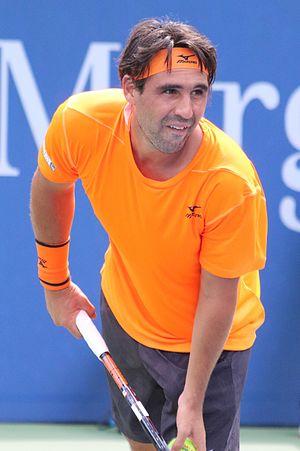 Marcos Baghdatis - Baghdatis at the 2016 US Open