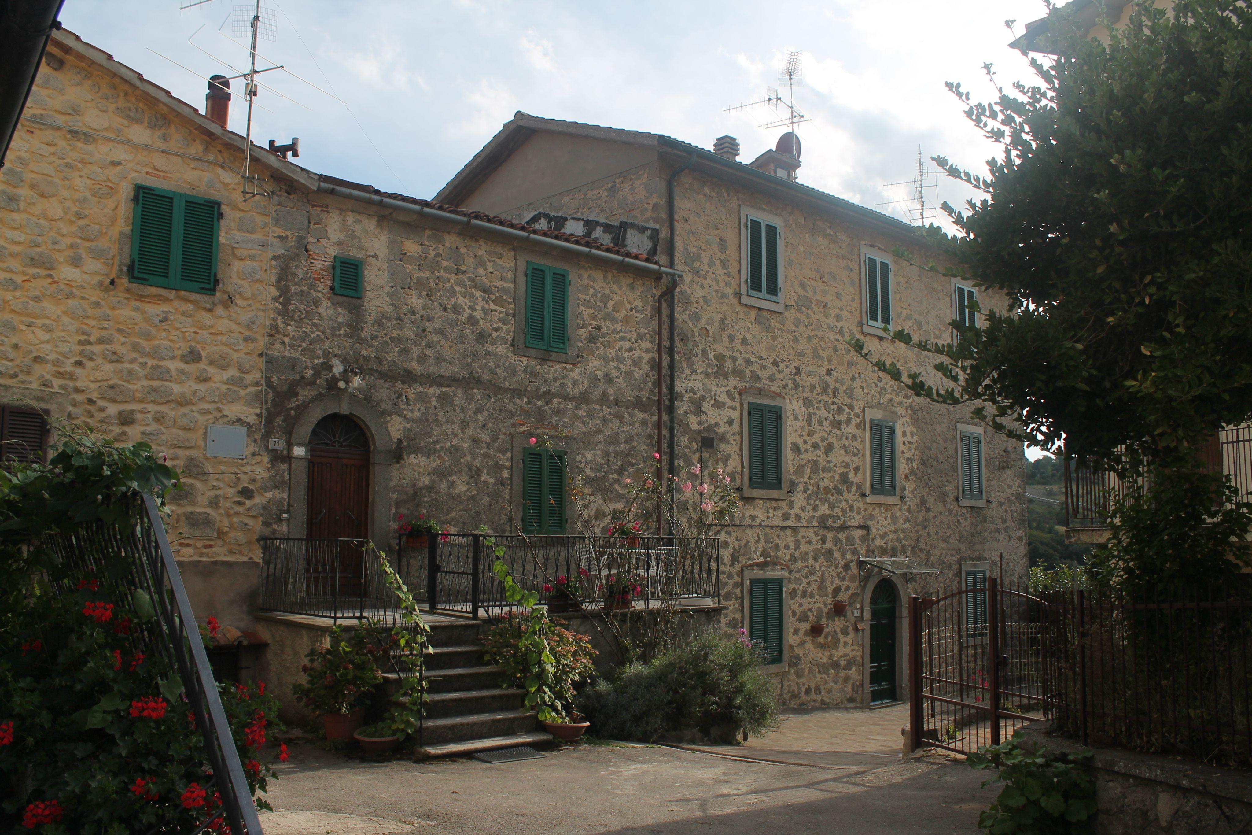 Bagnore centro storico