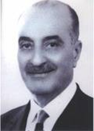 Bahjat Talhouni - Prime Minister Bahjat Talhouni