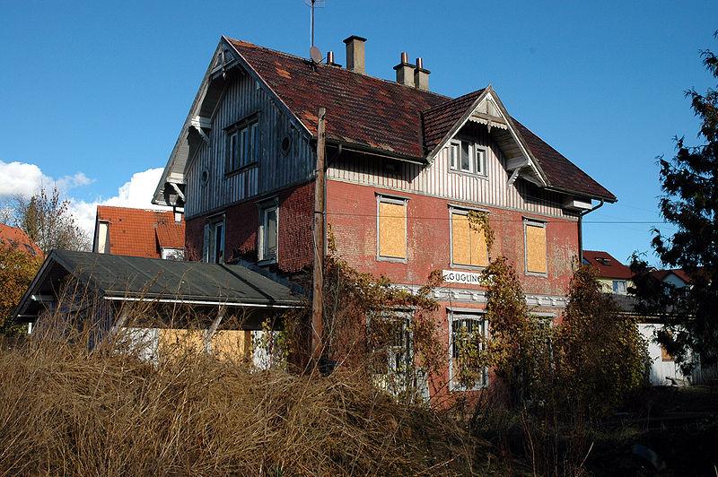 Estacion de real de Guglingen - Kit Faller 282707 800px-Bahnhof_Gueglingen_20061118