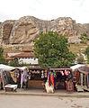 Bakhchisarai - stalls.jpg