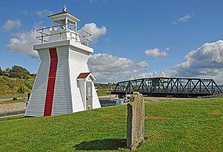 Balache Point Lighthouse lighthouse in Nova Scotia, Canada