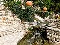 Balchik Palace waterfalls E1.jpg