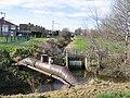 Balderton Brook and Drainage Ditch. - geograph.org.uk - 345487.jpg
