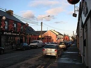 Newmarket-on-Fergus - Image: Ballycar road