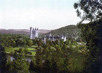 Balmoral Castle - Balmoral, c.1890–1900