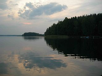 Molėtai District Municipality - Image: Baltieji Lakajai