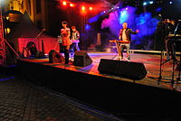Band DJ Project in concert.jpg