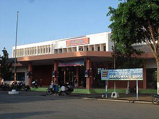 Banyuwangi (town) Town in Java, Indonesia