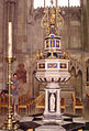 Baptisterium in the Canterbury Cathedral.JPG