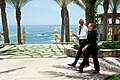 Barack Obama and Hillary Clinton in Mexico.jpg