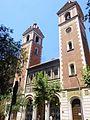 Barcelona - Basílica de Sant Josep Oriol 02.jpg
