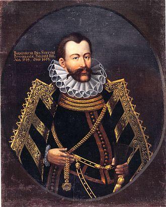 Barnim X, Duke of Pomerania - Image: Barnim X.1750