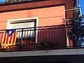 Barri Estadi. Vic. Osona. Catalonian flags. - panoramio (9).jpg
